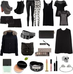 Some ideas - what to wear tomorrow night when going to clubs with bf and best friends.