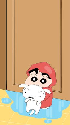 [아이폰,갤럭시]Ubi-chan-gu White Albino Wallpaper Teilen Naver B . Sinchan Wallpaper, Cartoon Wallpaper Iphone, Cute Disney Wallpaper, Locked Wallpaper, Cute Cartoon Wallpapers, Kawaii Wallpaper, Pretty Wallpapers, Galaxy Wallpaper, Crayon Shin Chan
