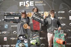 Fise World Andorra - Wakeboard Results