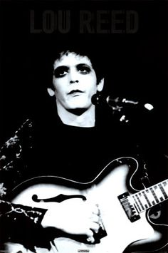 Lou Reed of the Velvet Underground is one of the Proto-Punk members that went on to single fame in a variety of music genres. He recently celebrated his 71st birthday! Now that is an elder Goth for sure! Who was your favorite Velvet Underground member?