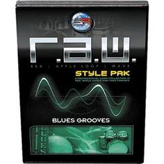 Rex Pak Blues Grooves REX2-DYNAMiCS, REX2, Rex Pak, REX, PAK, Grooves, DYNAMiCS, Blues Grooves, Blues, Magesy.be