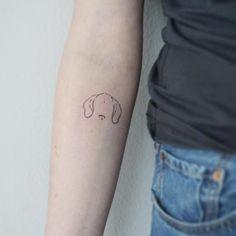 Best Friend Tattoo Unique - Rose Tattoo Back - Tattoo Minimaliste Geometric - Snake Tattoo Stomach - - Traditional Neck Tattoo Hip Tattoo Quotes, Tattoo Fonts, Small Dog Tattoos, Tattoo Small, Arrow Tattoo, Compass Tattoo, Tribute Tattoos, Freundin Tattoos, Tatuajes Tattoos