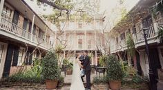For as low as $295.00 you can have a small inexpensive wedding in a beautiful location in the historic New Orleans French Quarter, or at several of New Orleans Public Parks. You can take a streetcar ride or carriage ride after your wedding to your reception or head out on a cruise ship through the Caribbean or Mexico. Save money on an inexpensive elopement ceremony in a free spot in a New Orleans park.