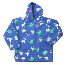 Yellow-Turtle.com: Foxfire Dinosaur Raincoat