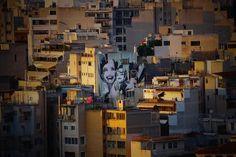 Street Art Photo by Gabriel Cismondi — National Geographic Your Shot