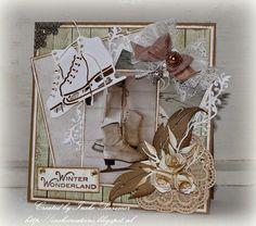 """Ineke""""s Creations: Winter Wonderland....."""