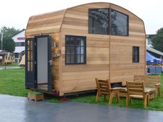 The Lumber Loft | Tiny House Swoon  Great loft...not crazy about the rest though