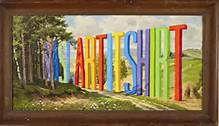 Wayne White Artist - Bing Images