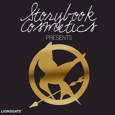 @storybookcosmetics has announced that there will be a 2017 MAKEUP collection for THE HUNGER GAMES! _ Im gonna buy all of it lmao sorry not sorry IM SO EXCITED!