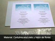 Decorar una fiesta de 15 años en azul - http://decoracion2.com/decorar-una-fiesta-de-15-anos-en-azul/?utm_source=smdeco2&utm_medium=socialclic&utm_campaign=71185 #Blue_Colour, #Decorar_En_Azul, #Decorar_Una_Fiesta, #Fiesta_De_15_Años
