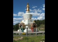 Shambhala Mountain Center, Colorado. Here you'll find meditation, yoga and music retreats plus training in ancient healing.