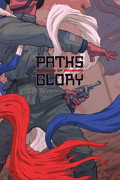Paths of Glory - movie poster - Max Temescu