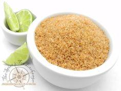 Joannie Cahill's Lime Sugar