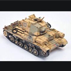 A10 Cruiser Inside the Armour 1/35 scale by Brett Green from: missing-lynx #scalemodel #plastimodelismo #miniatura #miniature #miniatur #hobby #diorama #humvee #scalemodelkit #plastickits #usinadoskits #udk #maqueta #maquette #modelismo #modelism