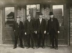 Harley Davidson founders   Vintage | Tumblr