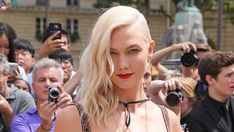 Karlie Kloss Goes Platinum Blonde For Summer — Love Or Loathe? https://tmbw.news/karlie-kloss-goes-platinum-blonde-for-summer-love-or-loathe  Platinum for Dior! Karlie Kloss showed off any icy blonde makeover in Paris on July 3 — do you love her new look?Karlie Kloss, 24, is the latest star to go platinum blonde ! The model and coder showed off her stunning new tresses during the Christian Dior fashion show during Haute Couture Fashion Week in Paris, France on July 3. We love this new look…