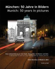 """Seite des Verlags von """"München 50 Jahre in Bildern - Munich 50 years in pictures"""""""
