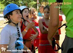 Multiaventura de diversión en el Día del Camping 2013, #camping #madrid