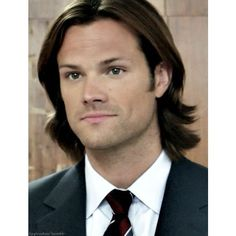 Sam Winchester My Moose ❤ liked on Polyvore featuring supernatural and jared padalecki