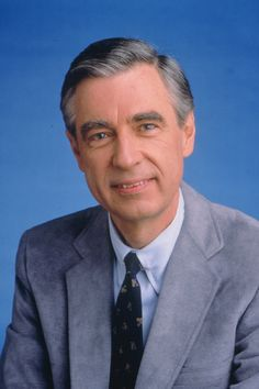 Mr. Fred Rogers; 3/20/28-2/27/03; Died of Stomach Cancer.