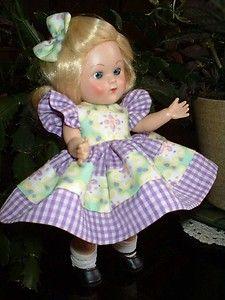 DRESS SET ~ for Ginny ~ Vogue ~ by SuzyB ~ doll dress set.