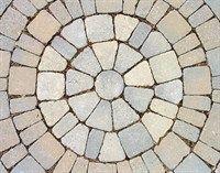 diy concrete pavers (poured in place) Concrete Fountains, Diy Garden Fountains, Concrete Pavers, Diy Concrete, Cement, Concrete Refinishing, Garden Pavers, Rock Fountain, Latest House Designs