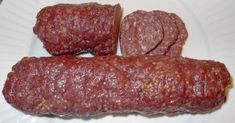 Homemade Beef Pepperoni - Reviews say it tastes like summer sausage. Yum we will have to try this