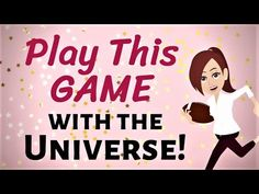 Law Of Attraction Youtube, Signs From The Universe, Spiritual Prayers, Universe Quotes, Abraham Hicks Quotes, Self Help, Namaste, Games To Play, Angels