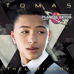 Tomas The Latin Boy - The Latin Boy (Album 2015) 320 Kbps