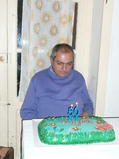 I 50 anni di Carmelo