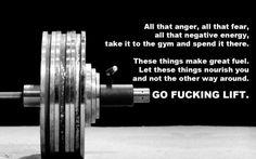 just go lift.