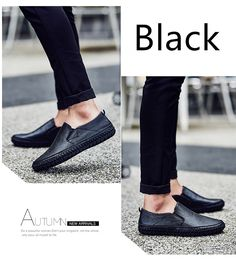 Leather Men Shoes Slip On Shoes Leather Loafers Mens Moccasins Shoes Italian Designer Shoes Mens Loafers Shoes, Leather Loafers, Leather Men, Oxfords, Moccasins Mens, Mens Designer Shoes, Buy Shoes Online, Leather Slip On Shoes, Comfortable Sneakers