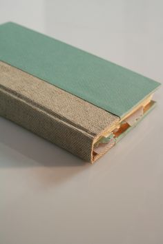 Bookbinding by Alicia Pomp, via Behance