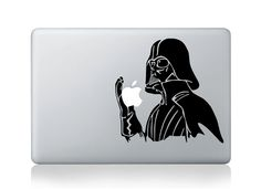 Star Wars ----Macbook Decal Macbook Sticker Mac Decal Apple Vinyl Decal for Macbook Pro / Macbook Air / iPad Star Wars Books, Star Wars Characters, Star Wars Art, Calcomanía Macbook, Macbook Stickers, Mac Decals, Vinyl Decals, Star Wars Games, Lego Star Wars