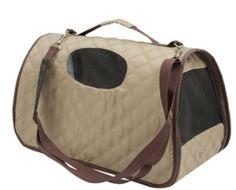 Pet Carrier Bag Soft Sided Dog or Cat Comfort Travel Bag Airline Approved S,M,L…