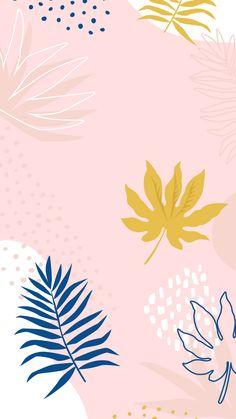 New wallpaper nature backgrounds floral patterns ideas Trendy Wallpaper, Pastel Wallpaper, Pink Wallpaper, Nature Wallpaper, Cute Wallpapers, Vintage Wallpapers, Iphone Backgrounds, Wallpaper Backgrounds, Cellphone Wallpaper