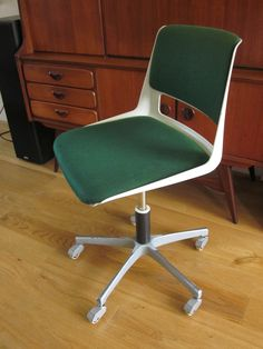 Desk chair Gispen