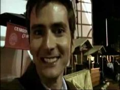 David Tennant's Doctor Who Video diary Series 3 4/12