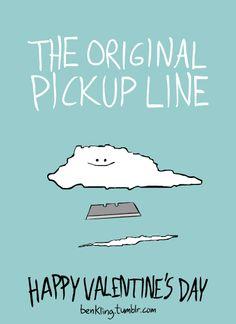 Original pick up lines
