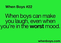 boys cute true jokes laugh joke cute quotes so true laughing teen quotes relatable When Boys