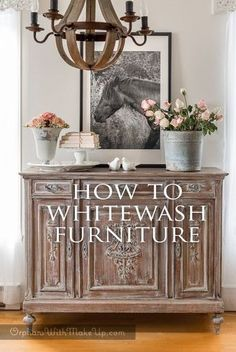 Fusion Mineral Paint is your go to DIY Furniture and Decor Paint All in One. Learn more about Fusion Mineral Paint here! White Washed Furniture, Distressed Furniture, Repurposed Furniture, Antique Furniture, Rustic Furniture, Diy Grey Furniture, Luxury Furniture, Modern Furniture, Outdoor Furniture