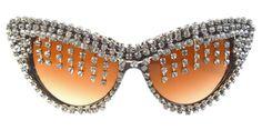 Antoinette Swarovski Sunglasses