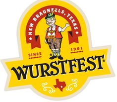 http://www.wurstfest.com/ I'm proud to say my home town has a festival dedicated to beer and sausage. #dasboot #NB4life