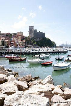Lerici Liguria Italy