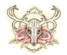 deer sugar skull - Bing Images