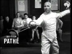 Agesilao Greco - Old Fencing Master  AKA Fencing Master (1950).  Love this classical style!