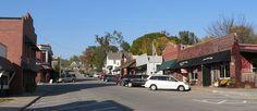 Main St. Elkhorn, Nebraska..