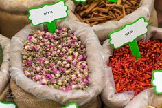 Jerusalem Market by joschkirsch  IFTTT 500px beautiful chilli eating exchange food israel jerusalem market red rosa roses spices tr