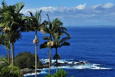 #Hawaii Ocean View    Like, repin, share Peace!