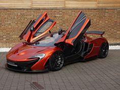 2015 McLaren P1 | Classic Driver Market